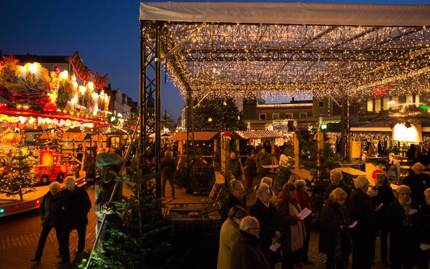 Weihnachtsmarkt 2016.