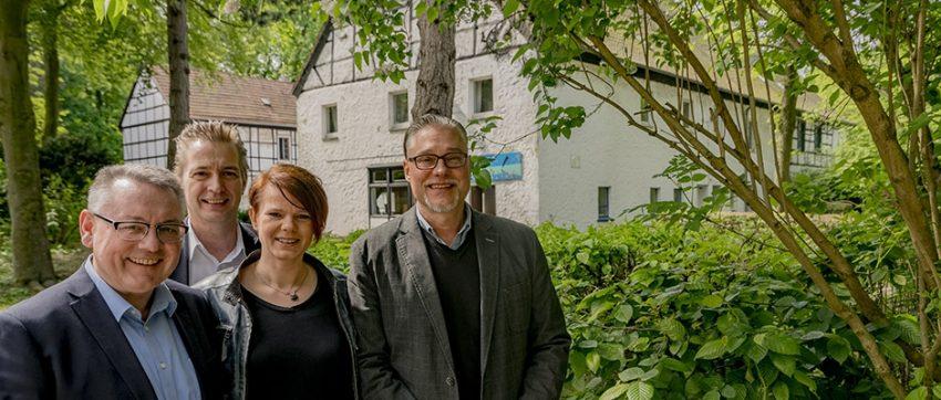 Natur erleben soll man ab dem sommer 2018 im Pfiffikus Haus im Gysenberg.