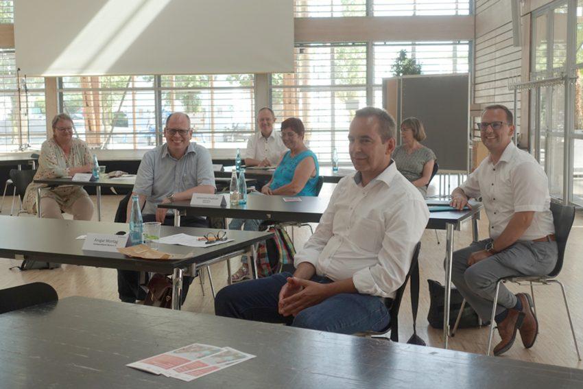 Partner aus Wirtschaft und Stadtgesellschaft, von Verbänden und Verwaltung sind das Bündnis für Arbeit und arbeiten zusammen.