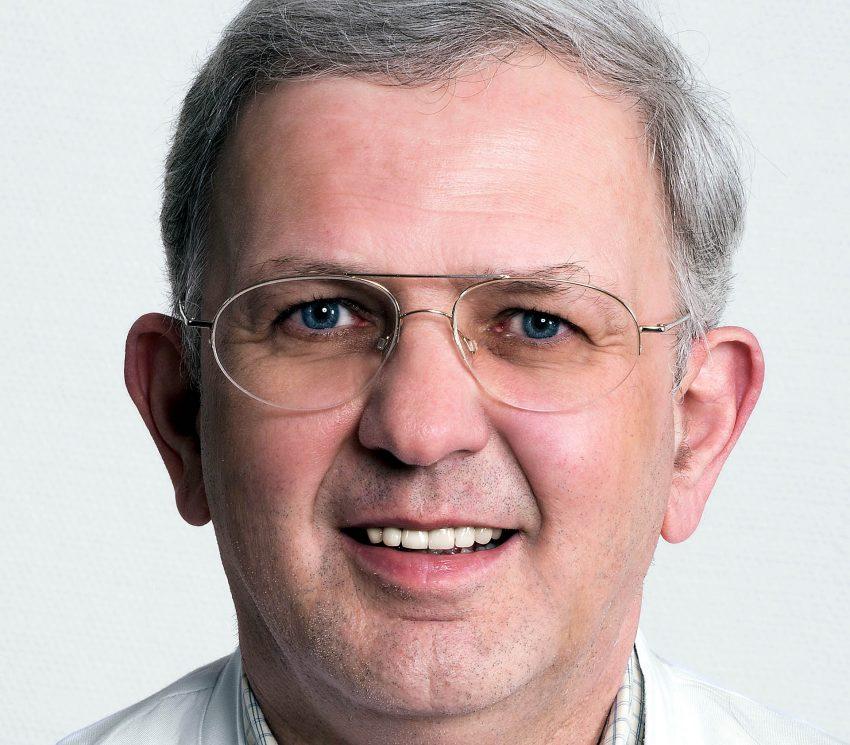 Prof. Dr. Hans-Joachim Trappe.