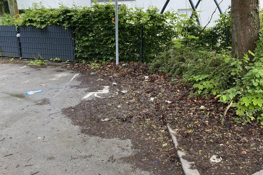 Am Samstag, 26. Juni 2021, wird in Eickel Müll gesammelt.