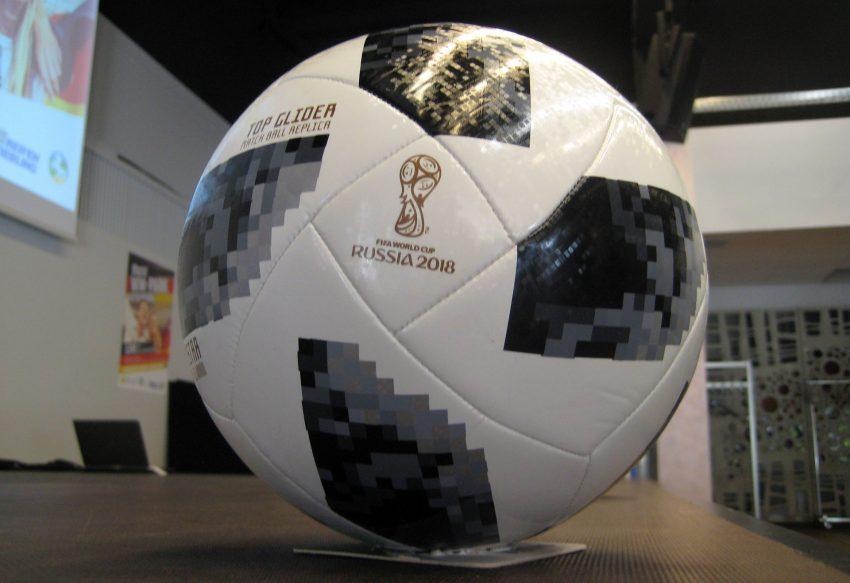 WM-Ball 2018.