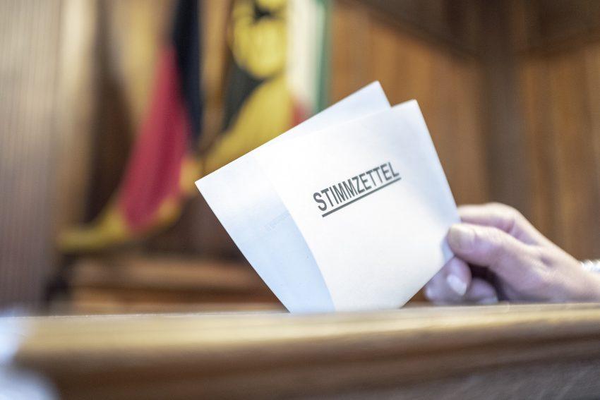 Wählen gehen. (Symbolbild)