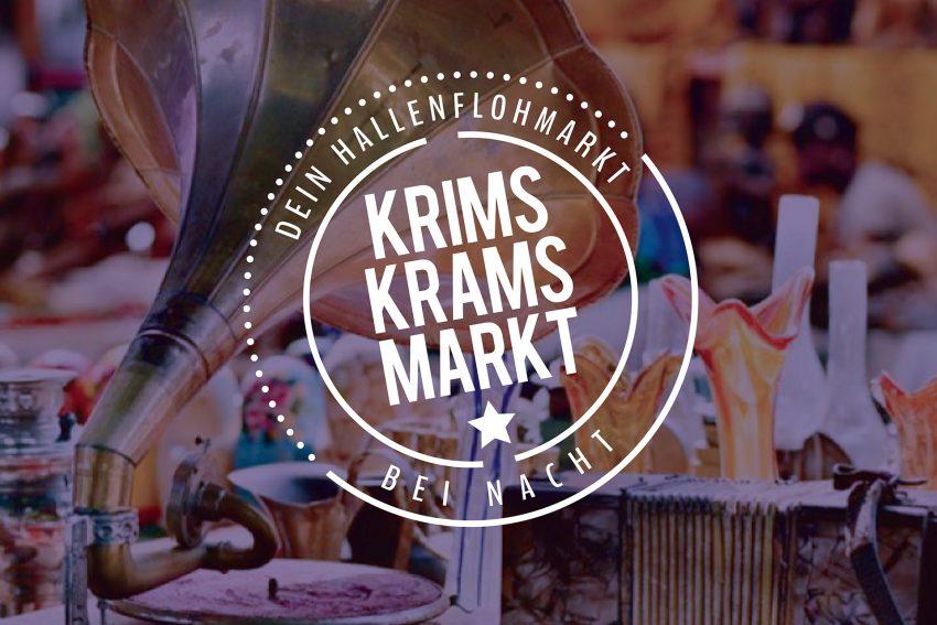 Krims Krams Hallenflohmarkt.