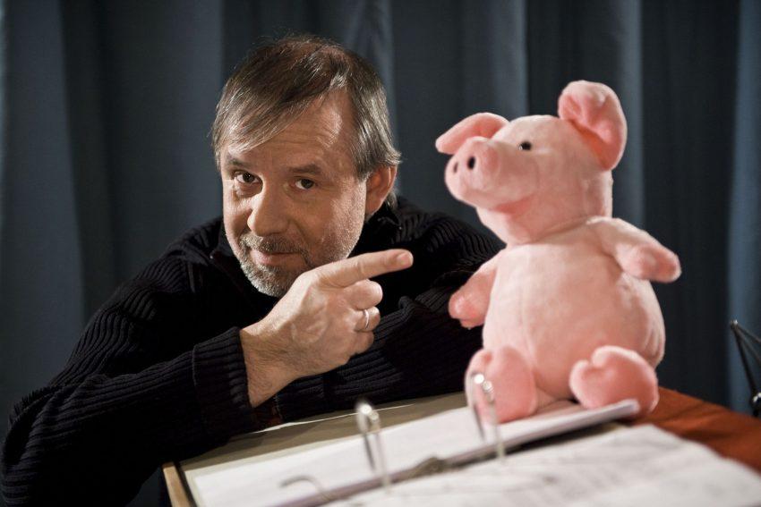 Joachim Król ist die Stimme von Waldemar.