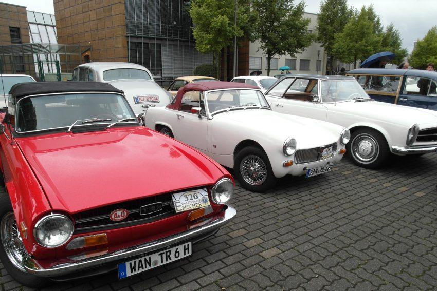 3. Emscher-Valley-Rallye der Linons Herne Emschertal.