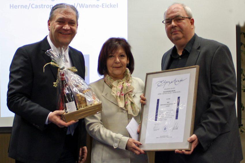Martin Klinger, Barbara Langer, Matthias Hartwig.