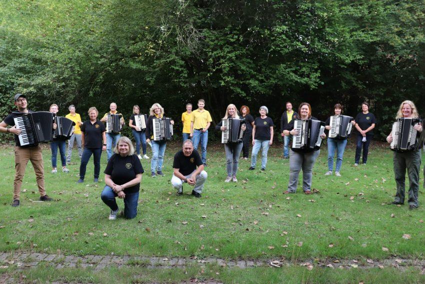 Emscherland-Akkordeon-Orchester Herne e.V. . 2020