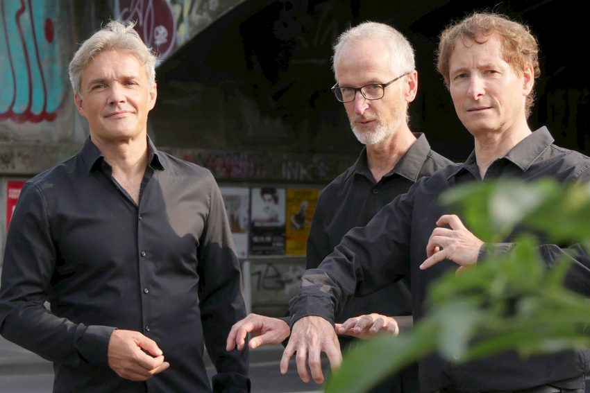 Ulrich Forster, Thomas Lachmann und Jacques Neureuter.
