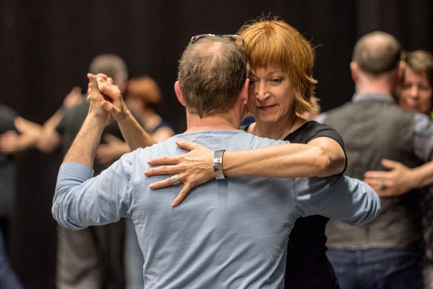 Tango in den Flottmannhallen.