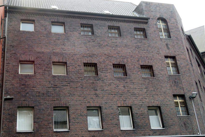 Polizei-Gefängnis Herne.