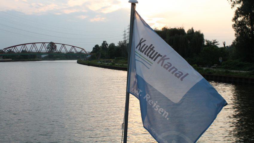 Fünf Kulturschiffe fahren wieder ab September 2021 auf dem Rhein-Herne-Kanal.