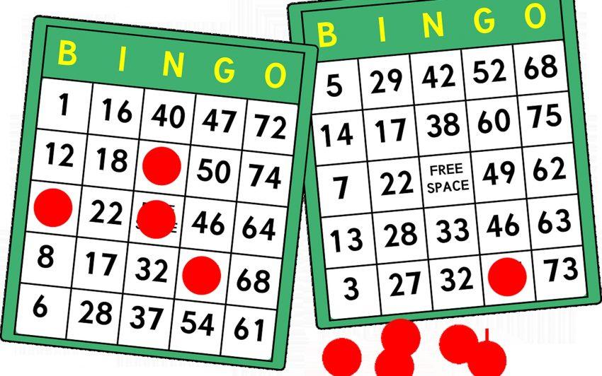 Bingo macht gute Laune.