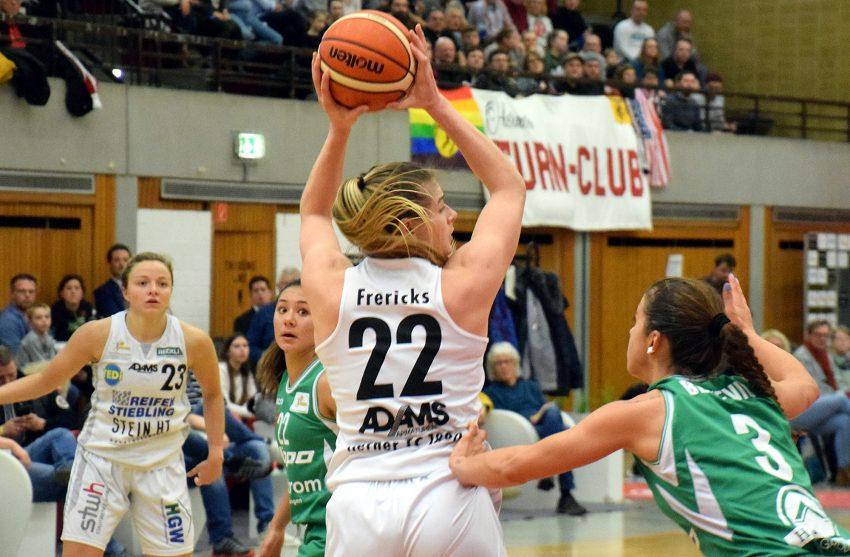 HTC vs. flippo Baskets Göttingen (Saison 2019/2020)