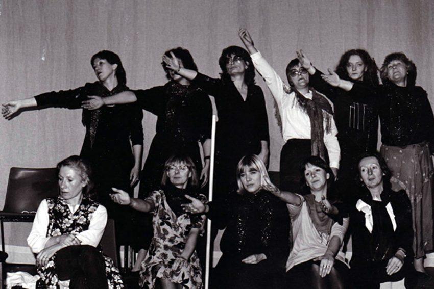 Die Schnepfen - Kabarettgruppe aus Recklinghausen (1984 - 1991).