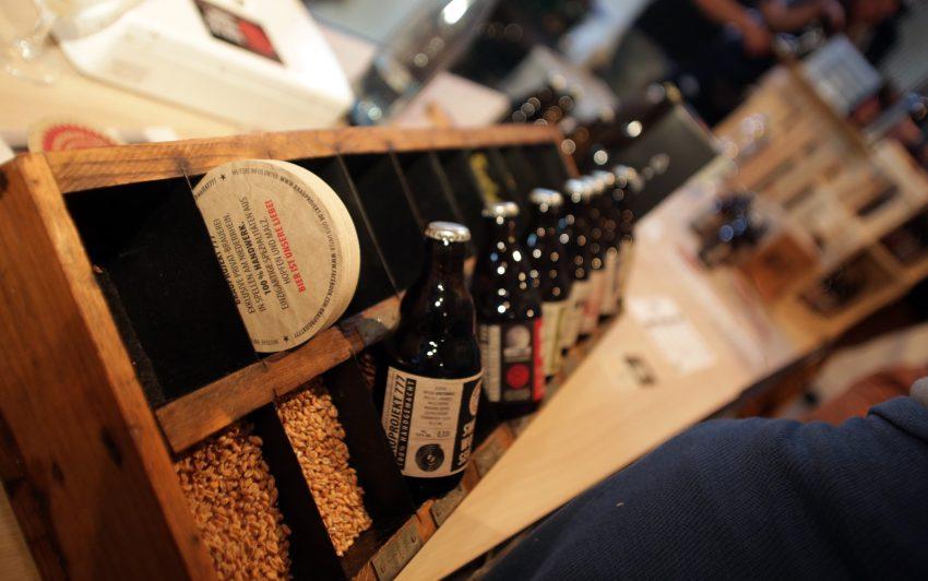 Pro-Bier-Messe 2018.