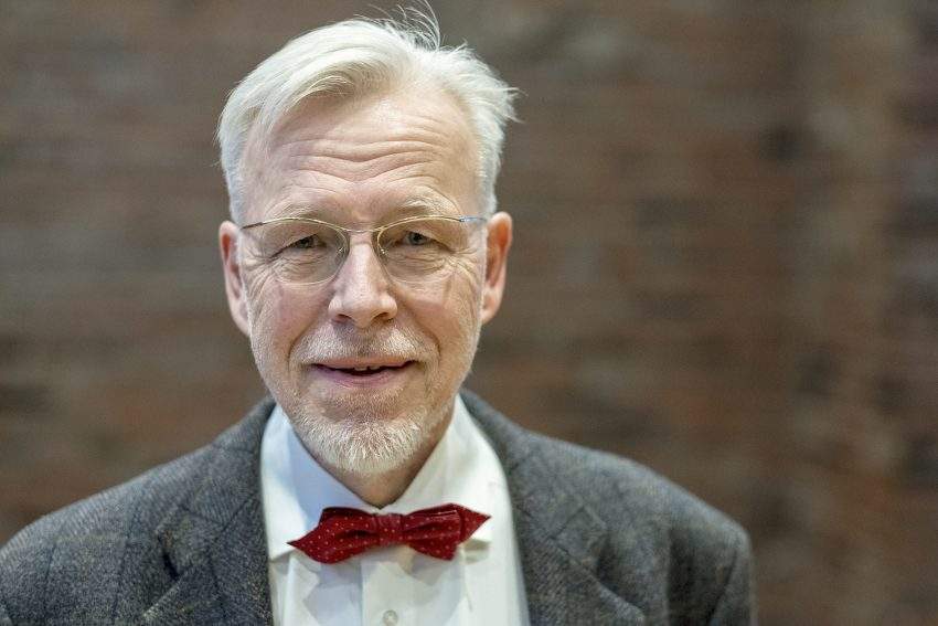 Dr. med. Wolf Diemer, Ärztlicher Leiter des Palliativzentrums Herne am EvK Herne.