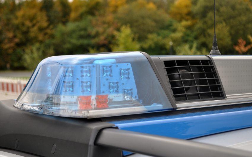 Polizei im Einsatz. (Symbolbild)