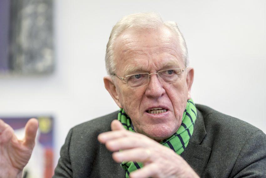 Prof. em. Hubert Schulte-Kemper.