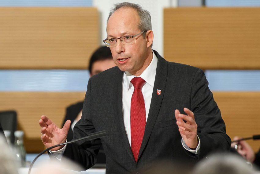 LWL-Direktor Matthias Löb.