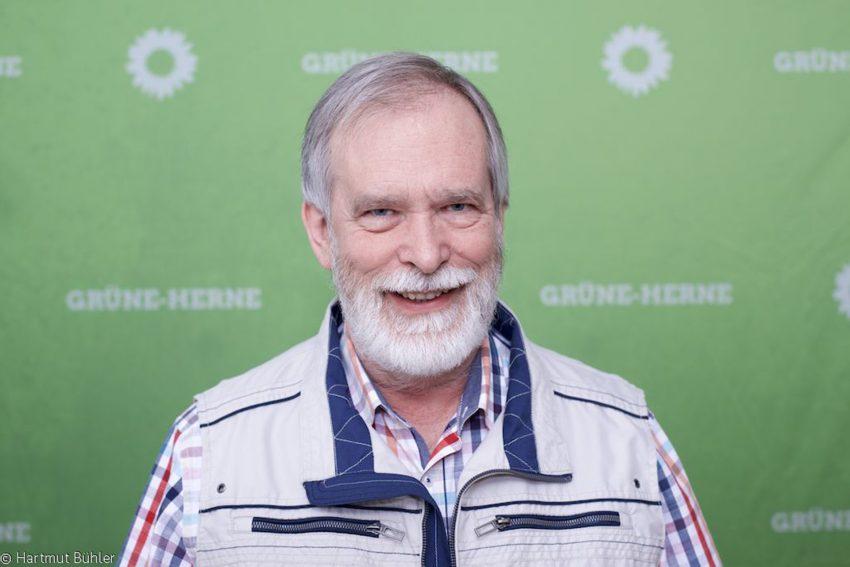 Mitglied und Herner Unternehmer Horst Lautenschläger.
