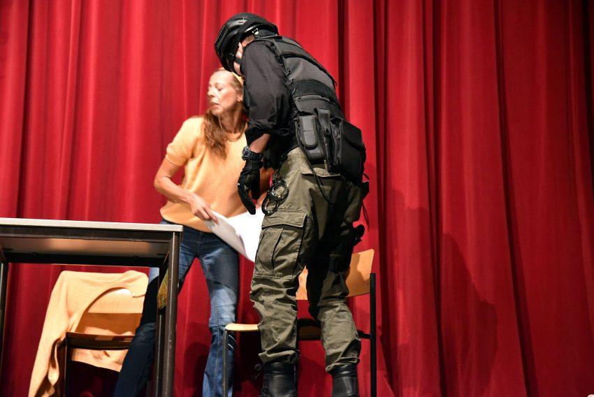 Mondpalast-Komödie: Das Phantom vom Oppa.