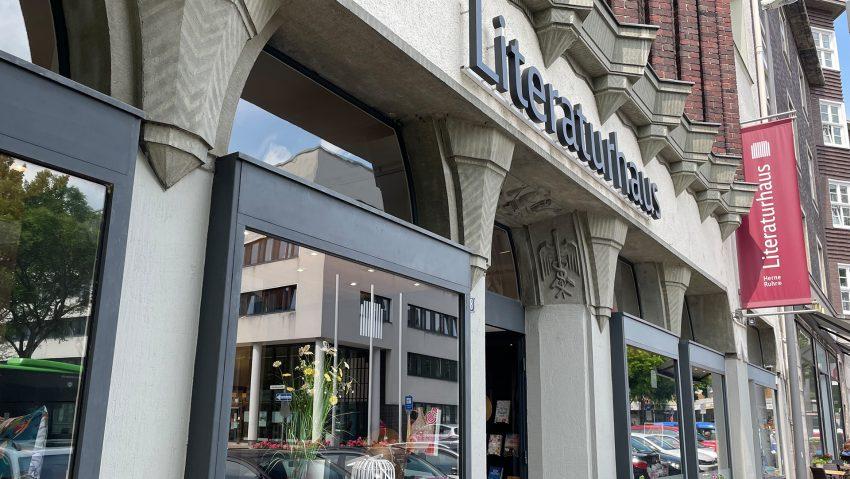 Literaturhaus Herne Ruhr.