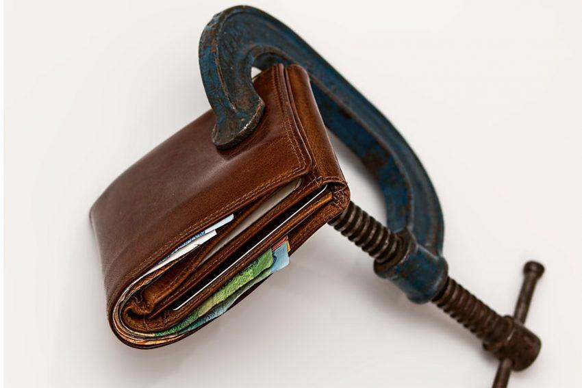 Die Schuldnerzahl in Herne ist angestiegen.