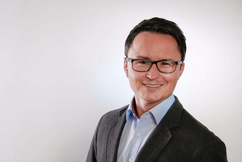 Martin Mura ist neuer Chef der Gewerkschaft NGG in Herne (Juni 2021).