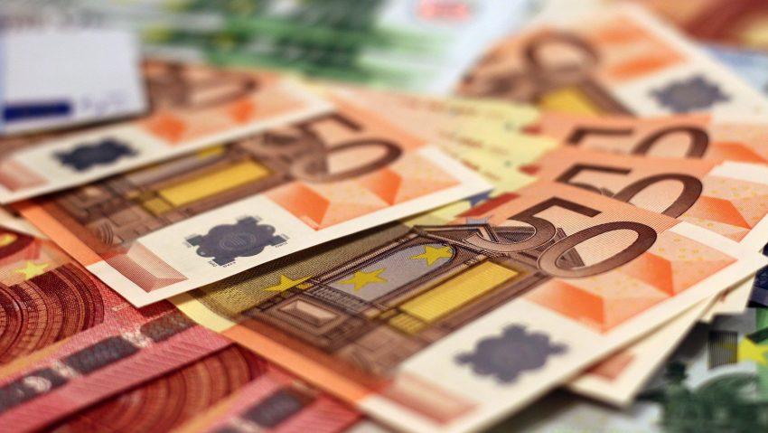 Symbolbild Geld Finanzen.