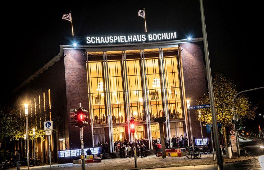 Endlich wieder was los im Schauspielhaus Bochum: Ab 5. Juni 2021 startet der Live-Betrieb vor Publikum wieder.