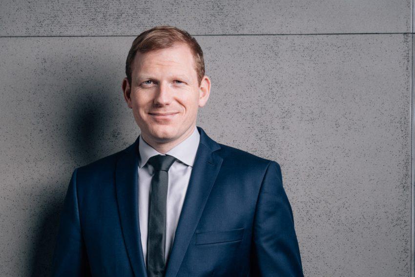 CDU OB Kandidat Timon Radicke.