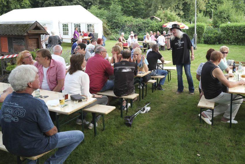 Kleingartenfest in Holsterhausen beim KGV.