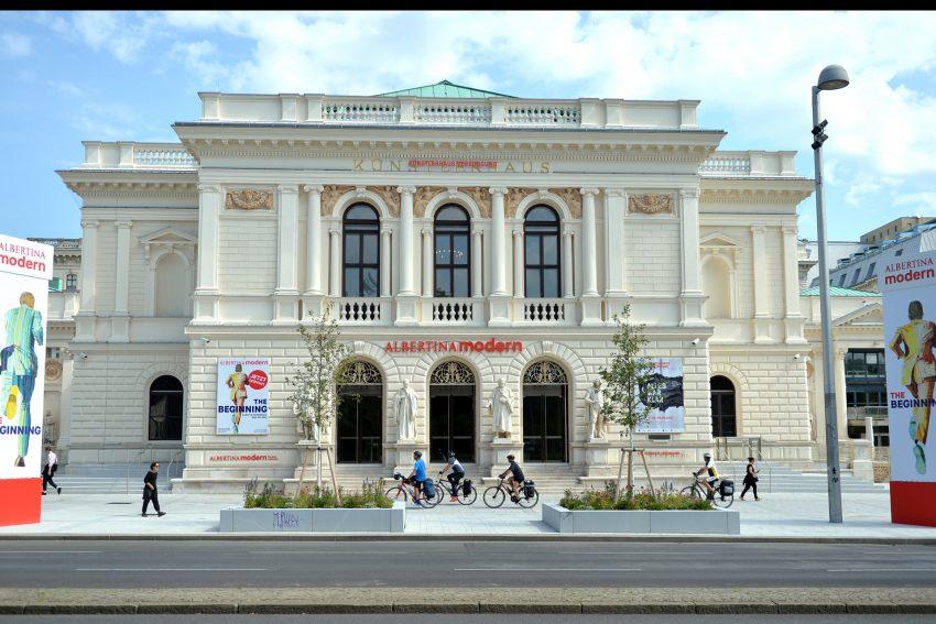 Das neue Museum: Albertina Modern.