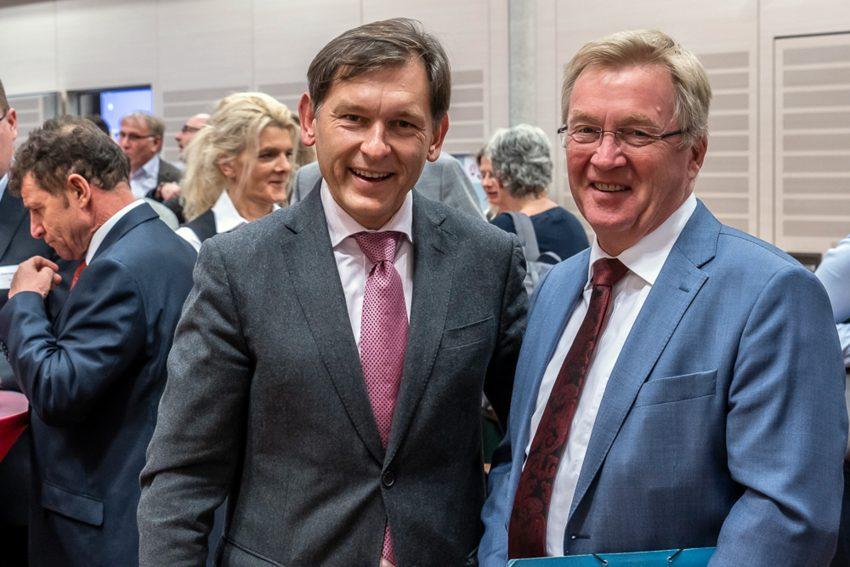 v.l. Frank Dudda, Andreas Westerfellhaus.