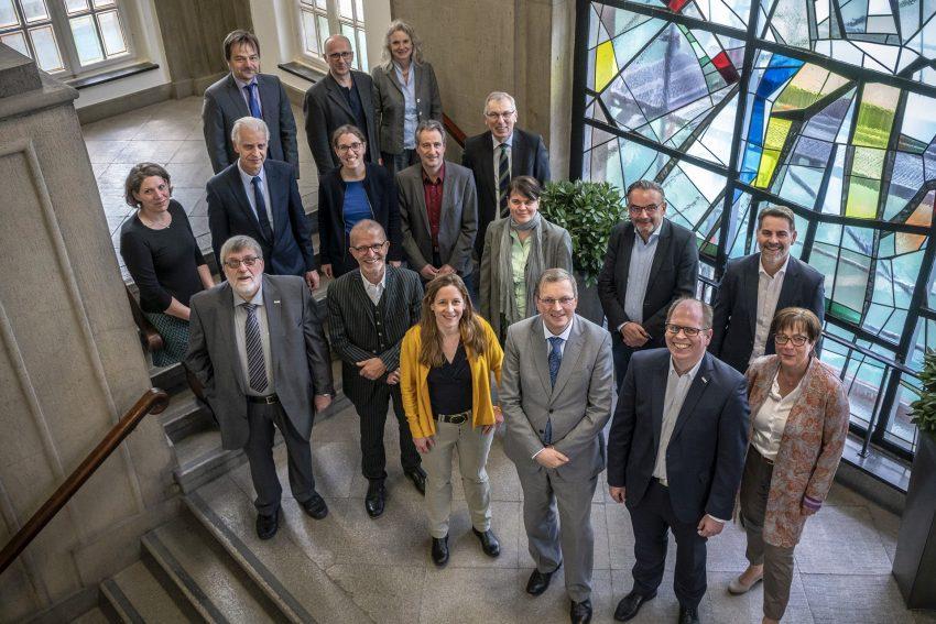 Der Gesundheits-Ausschuss des Deutschen Städtetages.