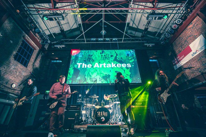 The Artakees - Bandfusion Royal in den Flottmannhallen. 25.1.2020