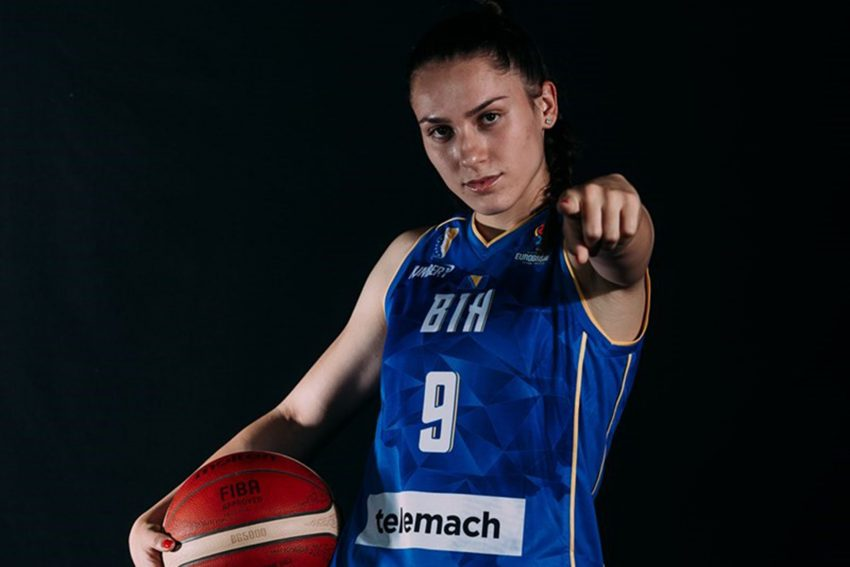 Dragana Domuzin.