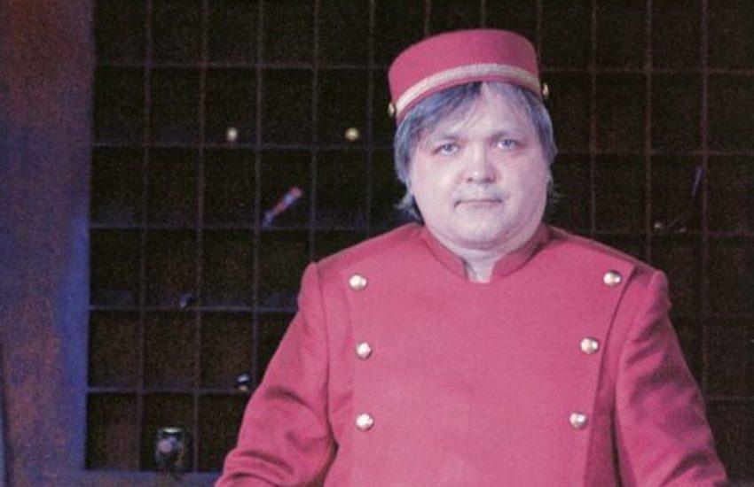"Jochen Welt in O'Neills ""Hughie"" am Schauspielhaus Bochum (Archiv)."