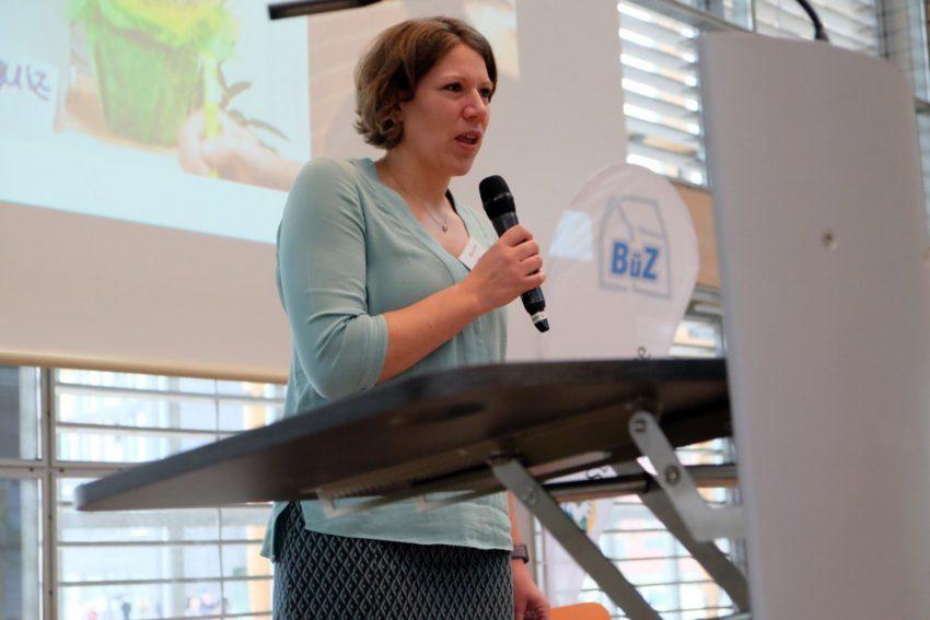 Führte durch die Veranstaltung: Dr. Kathrin Linthorst..