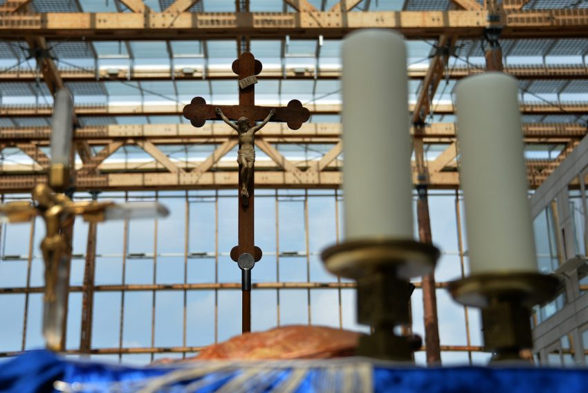 Gottesdienst zum 3. Ökumenischen Kirchenfest in der Akademie - Sonntag, 9. Juli 2017.