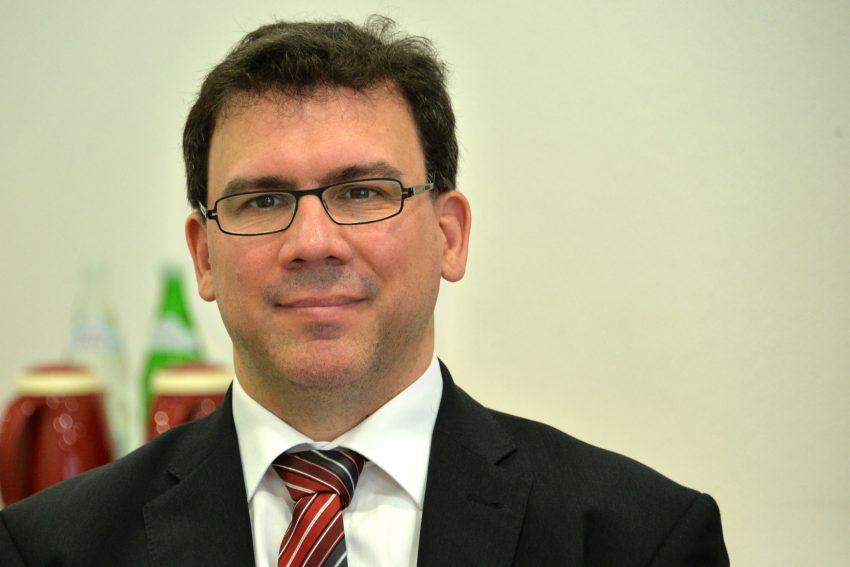 Dr. Martin Krause, Geschäftsführer DRK.