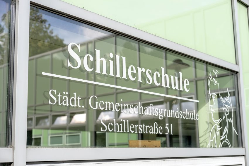 Schillerschule.