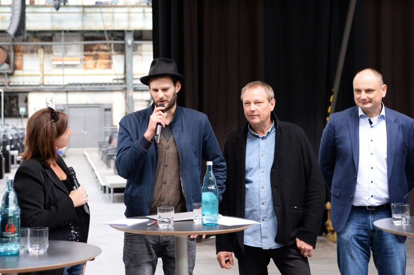 Pressekonferenz zu URBANATIX - Drop the Beat