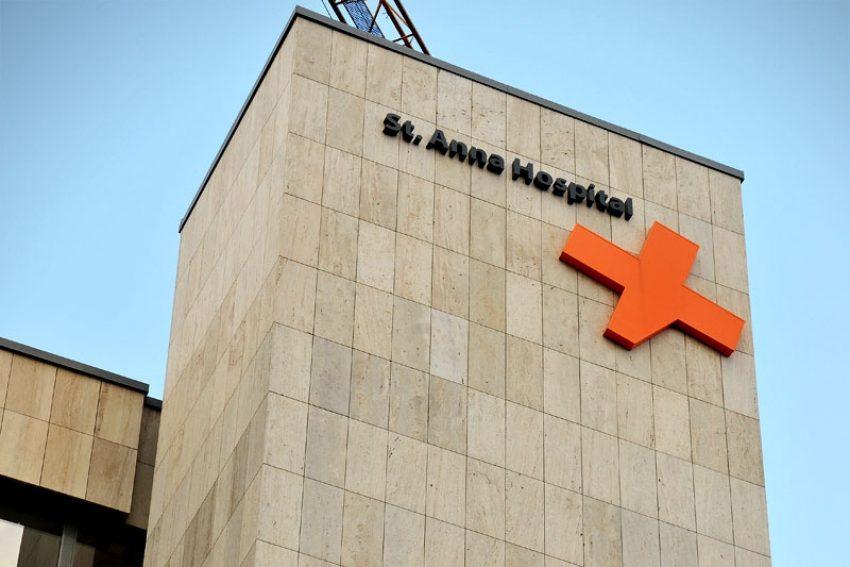 St. Anna Hospital, Herne.