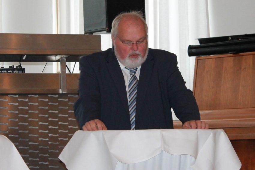 Ev. Johanneswerk - Dr. Bodo de Vries, Geschäftsführer.