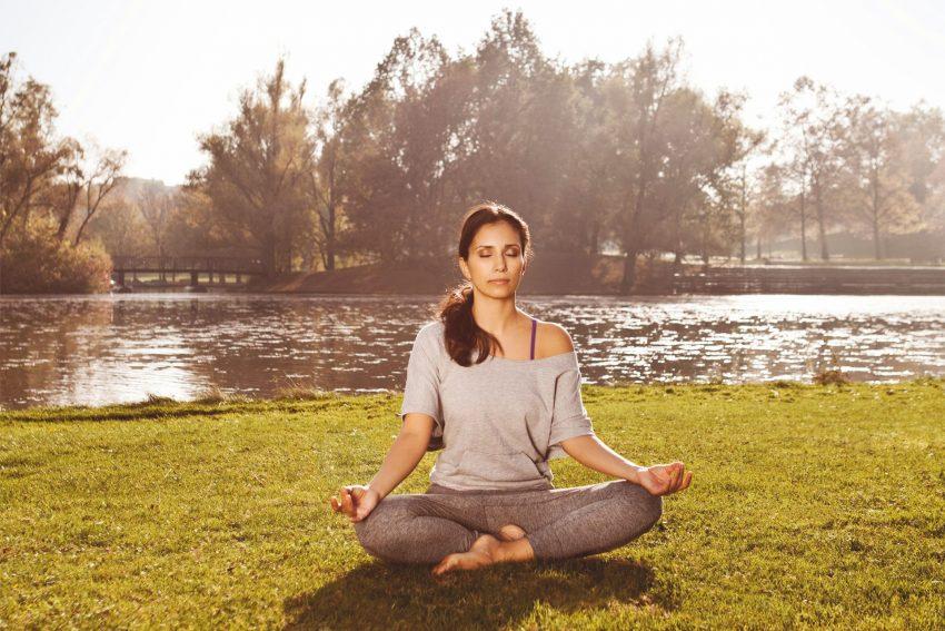 Entspannt das Leben genießen kann man lernen. AOK/hfr.